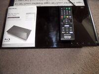 Super deal - Sony 3d blue ray player & Lg 160 watt soundbar
