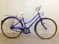 Stunning Raleigh Caprice Classic city bike Small Frame Serviced WARRANTY