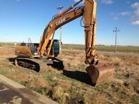 Case Excavator CX 350B
