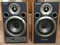 Roland Edirol MA-15D studio monitors (pair). As new condition.