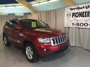 2011 Jeep Grand Cherokee Laredo X Leather