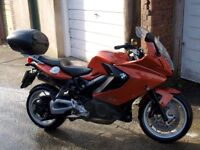 BMW F800 GT Low miles, BMW FSH, Excellent cond, ESA, ASC,Heated Grips, Leather comfort seat, BMW TBx