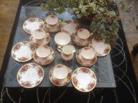 Authentic Royal Albert Bone China Teaset Dinnerware & Crockery in Plymouth