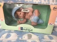 Soft vinyl Baby Doll