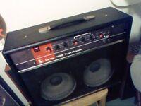 Laney k35 twin reverb celestion g10 20 speakers