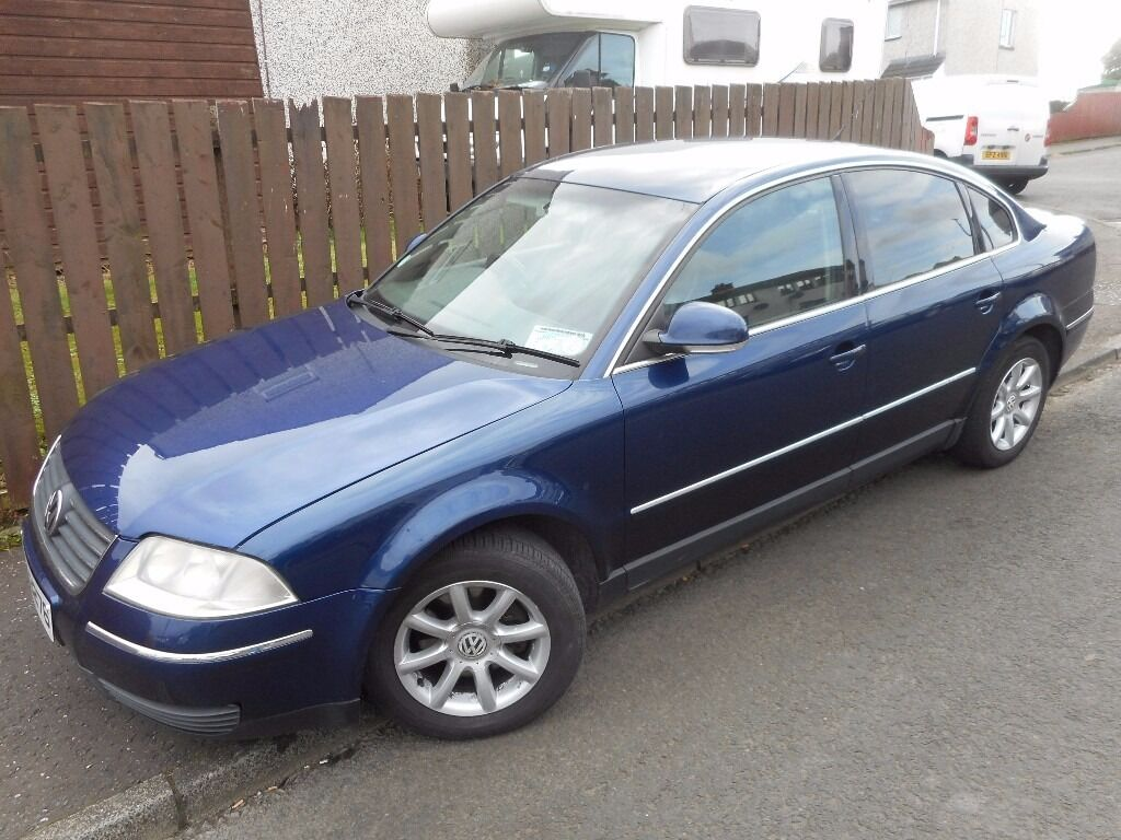 2005 volkswagen passat highline 1 9 tdi in belfast city centre belfast gumtree. Black Bedroom Furniture Sets. Home Design Ideas