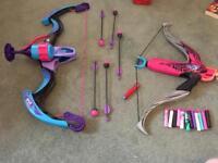 Nerf Gun Toys - children's crossbows