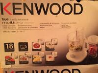 Kenwood true food processor