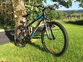 B-Twin Rockrider mountain bike