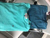 2xTommy Hilfiger t shirts