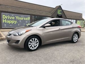 2013 Hyundai Elantra GL / HEATED SEATS / BLUETOOTH / AUX JACK