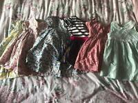 Girls Clothes Bundle 12-24 months 21 items