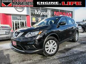 2015 Nissan Rogue S, Fwd, Blue Tooth, Strg controls!!