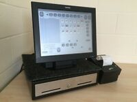 ★ Complete All-in-One Bar / Pub, Restaurant, Cafe, Deli Pizzeria Fast Food Epos Pos Touchscreen Till