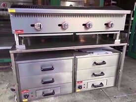 CHARCOAL COMMERCIAL NEW CATERING MACHINE TAKEAWAY CAFE DINER RESTAURANT FASTFOOD BBQ MEAT OUTDOORS