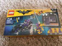 Lego Batman Batgirl set