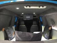 Vw caddy maxi campervan
