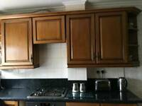 Complete set of kitchen units
