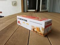 Comfortzone quality electric underfloor heating mats 150W/m2