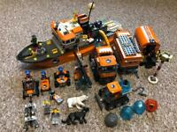 Lego artic icebreaker 60062