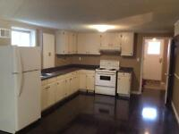 Newly renovated walkout 2 bed basement for rent incl utilities