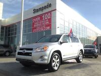 2011 Toyota RAV4 Limited V6 w/Leather and Sunroof