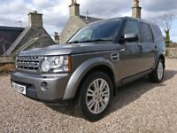Land Rover Discovery 4 TDV6 HSE + Extras