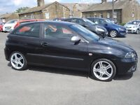 SEAT IBIZA TDI FR NEW TURBO AS WELL AS TIMING BELT WITH WARRANTY!