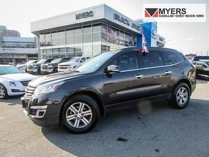 2015 Chevrolet Traverse 2LT/AWD/SUNROOF/REMOTE START