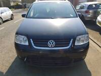 VW TOURAN 2.0 TDI DSG SPORT BREAKING FOR SPARE PARTS