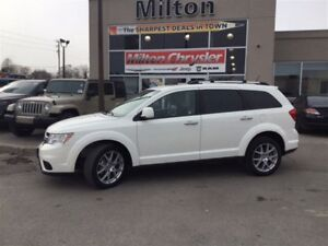 2017 Dodge Journey GT AWD|7PASSENGER|LEATHER|NAVIGATION|DVD|LEAT