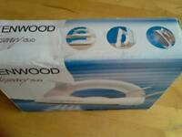 Kenwood Travel Steam Iron.