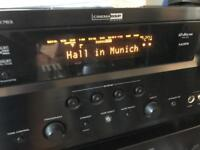 Yamaha 440w hdmi Surround Sound receiver amp hifi separates with remote