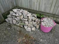 Pile of concrete rubble - free to collect