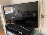 "Samsung 60"" KU6000 6 Series Flat UHD 4K Smart TV"