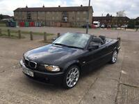 Bmw 318ci convertible bargain 1430£