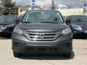2013 Honda CR-V LX AWD - ACCIDENT-FREE, HEATED FRONT SEATS