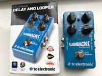 TC Flashback Delay - Guitar Effects pedal