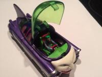 Model car joker batman corgi 1950