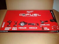 Brand New Boxed Milwaukee M18FPP6B-503B 6 Piece Brushless Power Tool Kit