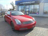 INFINITI G35 COUPE M6 2003 **TRACK PACKAGE BREMBO**