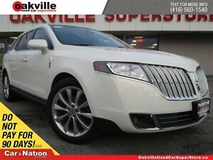 2012 Lincoln MKT | PANORAMIC SUNROOF | AWD | 6-PASSENGER | BLUTO
