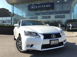 2014 Lexus GS 350 Luxury Pkg AWD Navigation Backup Camera Sunroo