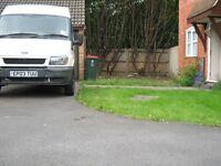 Semi-detached-2 bed with garage -crawley