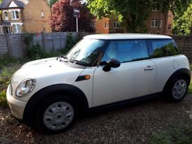 MINI ONE 1.6 for sale. LOW MILAGE. GREAT CONDITION.