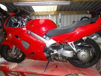 Honda VFR800 1998