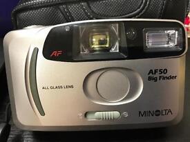 MINOLTA AF50 Big Finder