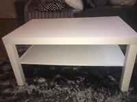 IKEA white coffee table