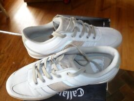 Ladies Callaway Golf shoes. Like new. EU 38.5