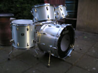 TAMA ROYAL-STAR Vintage Drums......in exceptional condition. Made in Japan....